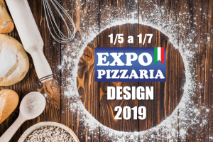 ExpoPizzaria Design 2019