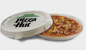 PIZZA HUT adere a Pizza de Plantas